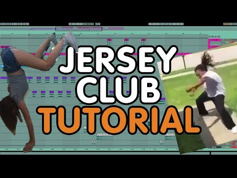 HOW TO MAKE JERSEY CLUB