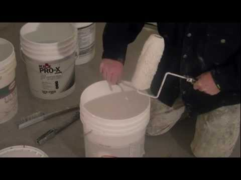 How To Clean Paint Brushes & Roller Sleeves ( Without Running Water )