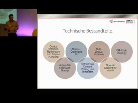DotNETNuke & Mobile - Creating Mobile-Sites