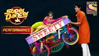 Manan And Vaishnavi's High-Spirited Dance On \
