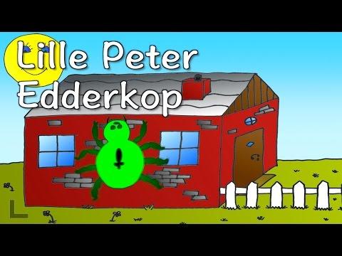Lille Peter Edderkop dansk