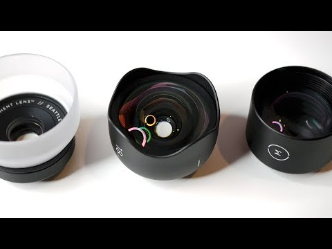 Best Photo Lenses for iPhone: Moment V2 (Wide, Tele, Macro)