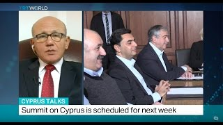 Cyprus Talks: Akinci and Anastasiades meet before summit