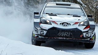Ott Tänak / Toyota Yaris WRC - PET for Rally Sweden 2018
