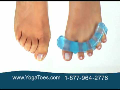 Yoga Toes: The Secret to Healthy, Beautiful Feet !!!