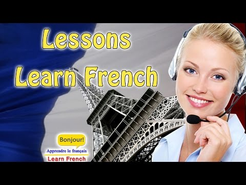 Lesson 60 - At the bank - Audio lessons -to learn french - A la banque