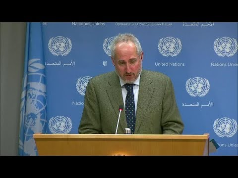 Security Council briefing on Yemen & other topics - Daily Briefing (2 April 2018)