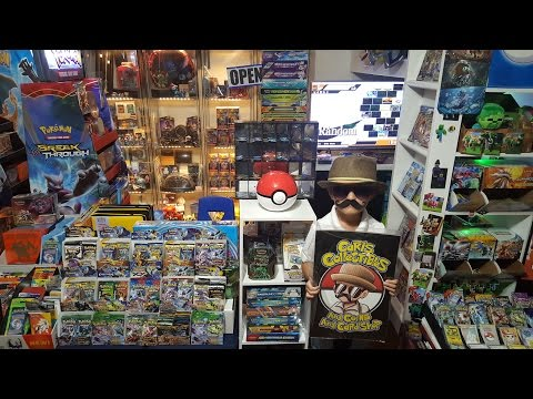 CARLS COLLECTIBLES NEW LOGO!! OFFICIALLY the BEST Pokemon Store Ever!!! Carl Is Now Selling To YOU!!