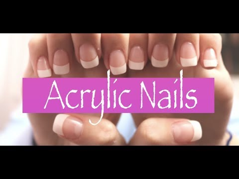 What to expect: Acrylic Nails