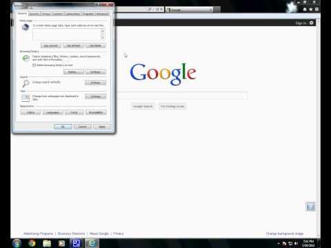 how do I get rid of the google toolbar internet explorer