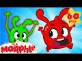 Orphle Scares Morphle Scary Stories Morphle Vs Orphle Cartoons For Kids Morphle TV