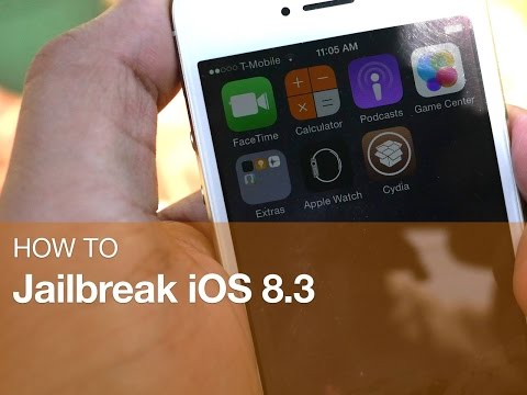 How to jailbreak iOS 8.3 with TaiG 2.0