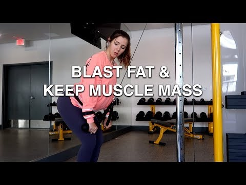 Quick FULL BODY Workout to BLAST FAT