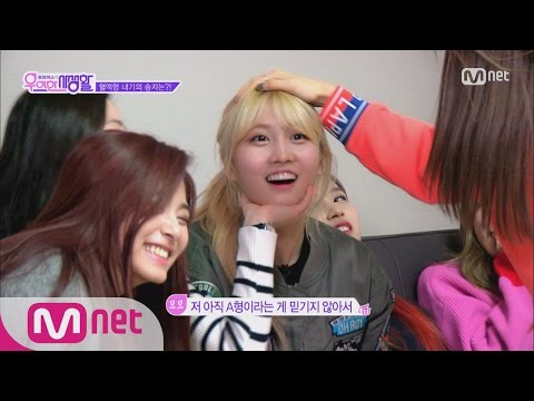[TWICE Private Life] Momo finally finds out what her blood type is after 21 years?! EP.02 20160308
