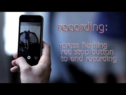 How to Record, Tag and Edit Videos