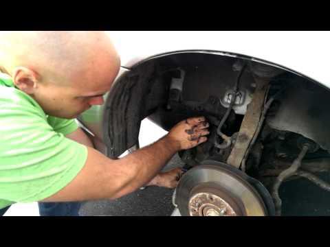How to change Brake Pads and Rotors on Honda Civic