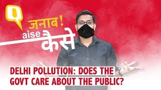 Delhi Pollution: What Is The Govt Doing In This Health Emergency?