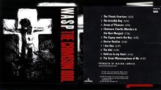W.A.S.P. The Crimson Idol (Original CD Full Album)