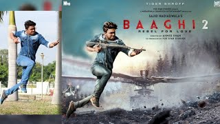 Baaghi 2 Movie Poster Editing In Picsart Baaghi 3
