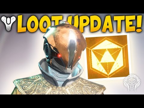 Destiny 2: BUNGIE FIXES & RNG GRIND RETURNS! New Patch, Best Hand Cannon & Loot Update