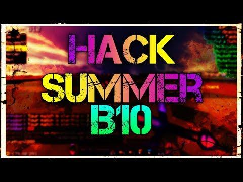 COMO DESCARGAR E INSTALAR EL NUEVO HACK PARA MINECRAFT 1.8? Summer B10 Hacked Client | ∞ Fly OP