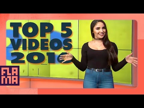 Top 5 Videos of the Year