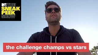 CT & Tony Train For The Final Challenge | The Sneak Peek Show | MTV