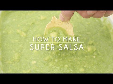 How to Make Super Salsa