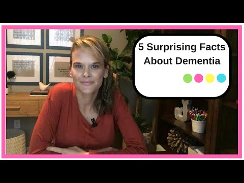 5 surprising facts about dementia you may not know