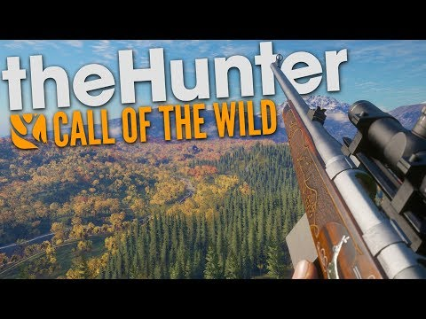 The Hunter Call Of The Wild | I WANT TO BE DARYL DIXON!!
