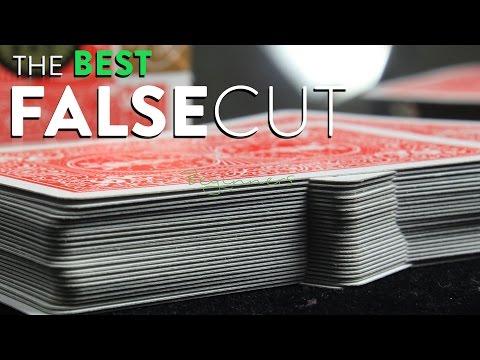 Best Beginners Fancy False Cut REVEALED - Learn Easy Card Flourish Tutorial