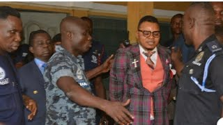 ANGEL OBINIM HAS BEEN ARRESTED BY GHANA POLICE