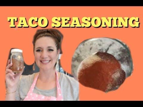 Homemade Taco Seasoning Recipe Keto | How To Make Taco Seasoning