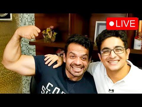 Gaurav Taneja Fitness Rapid Fire QnA 🔥🔥🔥