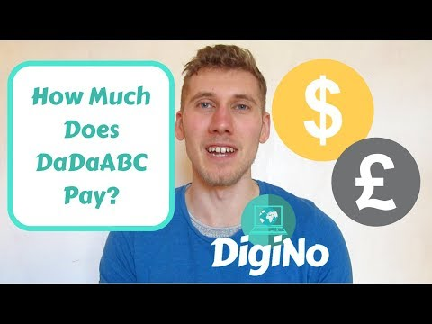 How Much Does DaDaABC Pay?