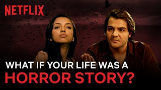 What If Your Life Was A Horror Story Ft. Ashish Chanchlani & Ahsaas Channa | Netflix India