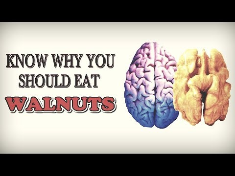Know Why You Should Eat A Few Walnuts Daily