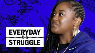 Download Rapsody on Upcoming Album 'Eve,' Current State of Female Rap & Working W/ D'Angelo|Everyday Struggle Video