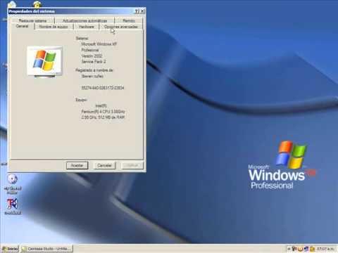 como usar memoria usb como ram en windows XP 2018