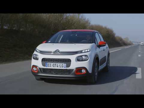 Citroën C3: Speed limit recognition and recommendation