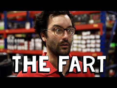 The Fart - Bored Ep114 (when you're caught in the act) | Viva La Dirt League (VLDL)