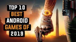 TOP 10 BEST ANDROID GAMES OF 2019 | HIGH GRAPHICS ( Online/Offline)