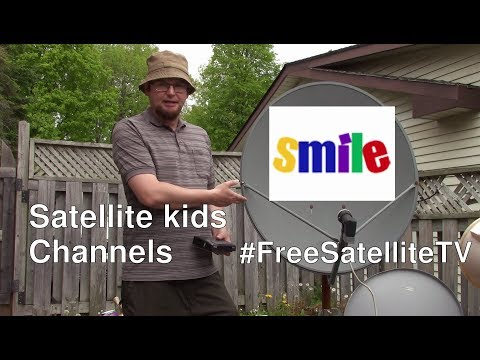 Smile of a Child - Children's TV Channel on Free Satellite TV