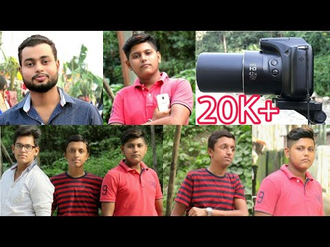 #38  How To Blur Background Like Bouquet Effect with SLR Canon SX520 (Ankit Guruji)