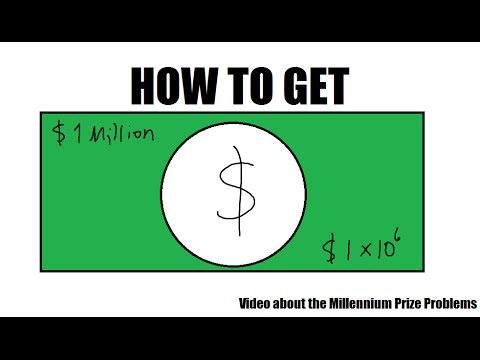 How to Get $1,000,000 With Maths