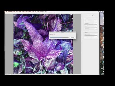 Photoshop Tutorial - How To Easily Turn Photos Into Art