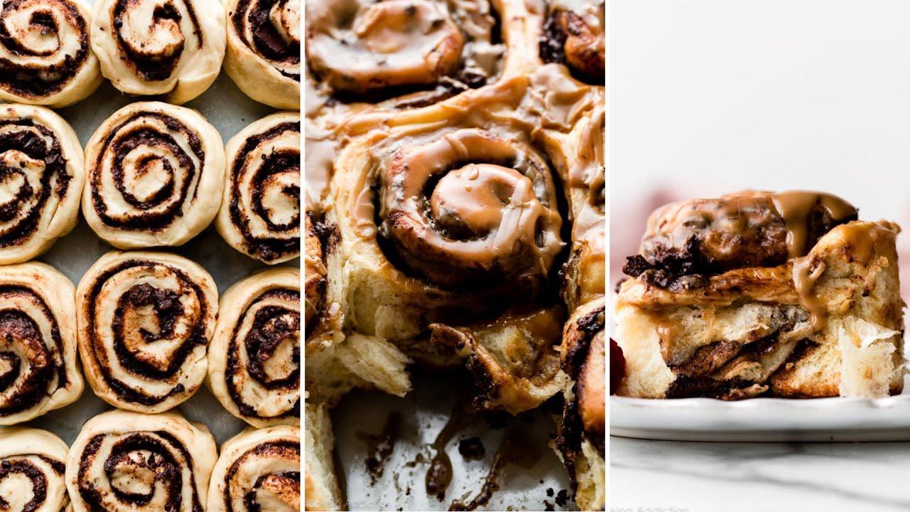 Chocolate Sweet Rolls | Sally's Baking Addiction