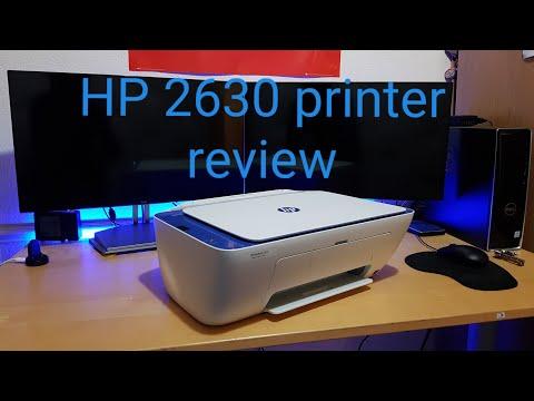 Hp 2630 series printer review