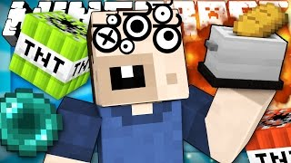 If Minecraft was INCREDIBLY IDIOTIC