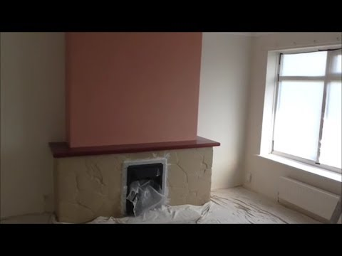 Four Rooms Semi -Detached Part 2 The finish